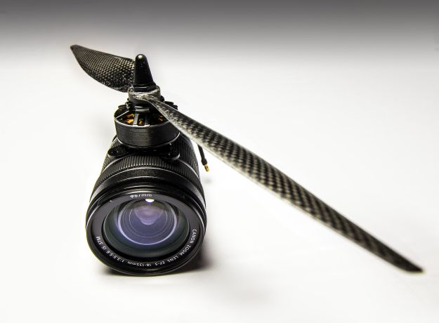 Drone Camera Settings | Thomas Vitali